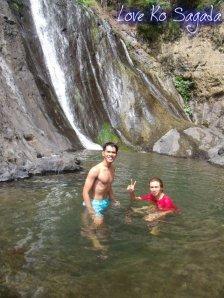 Love Ko Pongas Falls