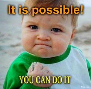 it is possible - cliffordbustillo.wordpress.com