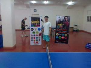Table Tennis at TATAPHIL