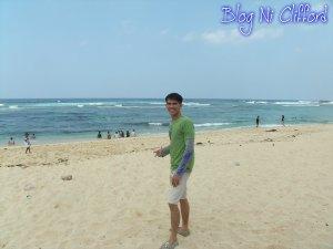 Clifford At Patar Beach Bolinao - cliffordbustillo.wordpress.com/bolinao-getaway